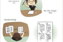 Comic design