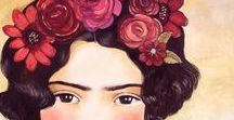 Claudia Tremblay / She was born in Amos, Québec, Canada. She traveled the world for some years in search of herself before returning home at the age of 24. She likes to explore the universal connection between mother and child. Staying in Guatemala for 14 years, she opened an art Gallery and established herself at the heart of regional culture and her work was shown at countless exhibits throughout Central America. She has now returned to Montréal and still paints full time.