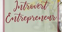 Introvert Entrepreneur / For entrepreneurs that are also introverts -- marketing tips, social media, building a business your ideal customers will love, even if you hate crowded places and talking on the phone.