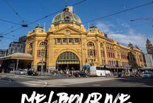 Australie/Melbourne/Sydney