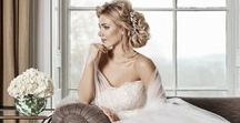 Great Lengths 'Own the Day' Bridal Hair Collection 2018 / The big day is dawning and whatever bride you dream of coming you still want to be you. 100% You.  Great Lengths will be with you every step of the way to create the bridal hair of your dreams. From first consultation to finally saying 'I do', we're here to make you the leading lady for your very own true love story.