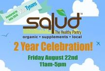 Salud, The Healthy Pantry / by Salud Pantry