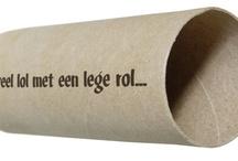 Kids craft: toilet roll