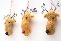 Kids craft: peanuts