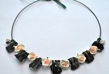 ART: plastic bags jewelry