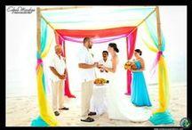 Beach Wedding Canopies / Destination Weddings, Cancun, Riviera Maya & Playa del Carmen
