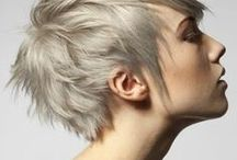 Beautiful hair reference / Beautiful portrait and hair reference, mostly short haired. For working & generating some ideas.  Short haired woman is really lovely and dazzling !