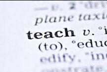 Teach (v.) /