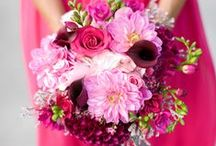 Pink Colour themes.. / For all things pink related to weddings..