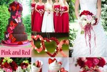 Red Colour Themes.. / For all things red and wedding related..