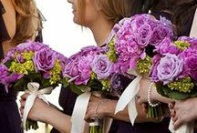 Purple Colour themes.. / For all things purple and wedding related..