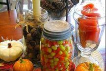 Harvest & Halloween!