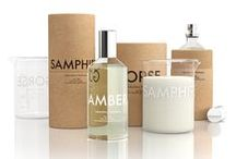 OUR PRODUCTS / Our scents and candles