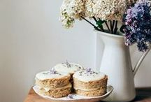Purely Tranquil-Sweets / Yummy Lavender Treats!