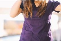 Cherokee Luxe Scrubs / Luxuriously comfortable, with a form-flattering fit, our Luxe collection from Cherokee Uniforms is ideal for women who are as passionate about fashion as they are about function.  Classic styles merge with ultrasoft, stretchable fabric to add an air of elegance to these comfy yet durable designs.