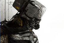 Sci-Fi Mechanical Armor & Gear