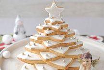 BAKING CHRISTMAS / Gâteaux et autres sucreries pour Noël