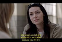 OITNB / Orange is the new black