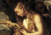 St. Mary Magdalene - in art