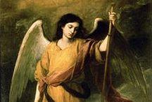 St. Raphael - in art