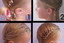BeAuTy EaSy HaiRsTyLeS / Adorable Hairstyles For Girls