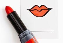 BeAuTy LiPsTicK / Make your Lipstick last step by step...