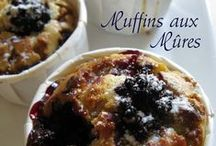 SWEET TOOTH MUFFINS / Recettes de muffins
