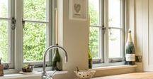 Timber Casement Windows / A selection of inspiring wooden casement windows providing home renovation ideas and inspiration.
