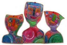feltig - figures / art and craft