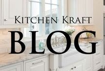 Kitchen Kraft Blog / Board centered around our design team and their take on Kitchen Design as well as practical home improvement tips.