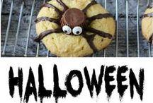 HALLOWEEN / Créations sur le thème d'Halloween