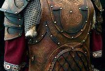 Armour Medieval Fantasy Dresses