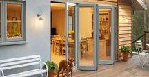 Timber Folding Sliding Doors