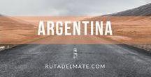 Guía Argentina   Ruta del Mate / Tablero de viajes por Argentina