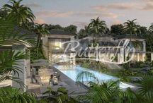 Saint James, Barbados (West Coast) / A rare opportunity to own a highly sought after plot of land positioned in the lush, tropical super exclusive prime location of Westmoreland Ridge, in the luxury residential belt of St James, Barbados.