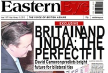 Eastern Eye / Eastern Eye is Britain's best known and most respected Asian paper. It has national coverage and is regarded as the authentic voice of British Asians in the UK. A full colour paid for tabloid, its coverage of politics, business, the arts, Bollywood and sport is unrivalled.