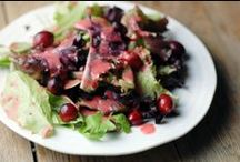 Salads with Stevia