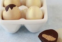 Easter Recipes with Stevia / Easter inspired recipes with stevia and cute decoration ideas.