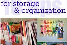 De-clutter & get organized!