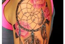 Tattoo ideas :) / by Kay Leatherbury