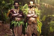 Papua New Guinea / by Raz Cherbelis רז שרבליס