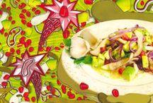 Ernährung für Yogis / Frisch, leicht und gesund soll's sein...