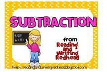 Subtraction / subtraction for elementary grades