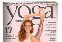 YOGA JOURNAL Cover-Bilder / 5 Jahre YOGA JOURNAL - alle Cover-Bilder! Fehlt euch ein Heft? Jede Ausgabe kann versandkostenfrei auf: http://shop.wellmedia.net/wmedia_de/yoga-journal.html nachbestellt werden.