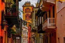 Cartagena / Viajar pelo mundo