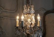 Lampes , Lustres , Lumières