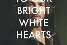To Our Bright White Hearts / New feature film. Coming soon.  Thewildmachine.com