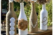 Home Decor Ideas / Cheap Ideas to help give your home that extra touch without the extra rand