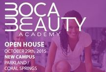 New Campus Open House / [Boca Beauty Academy - Parkland/Coral Springs] - We're hosting an OPEN HOUSE EVENT! On THURSDAY, OCTOBER 29th at 11 a.m. you're invited to tour our campus, meet our admissions staff, and learn about financial aid and scholarship options available to you. Enjoy complimentary food and drinks and get to know your best option in career training! RSVP Today >> http://www.bocabeautyacademy.edu/