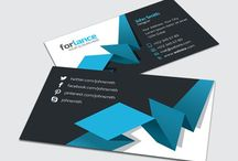 Design / You can find here designs of Business Cards, CVs, flyers, brochures and many more creative ideas!